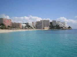 Magaluf: View